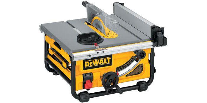 Настольная модель «DW745» бренда DEWALT
