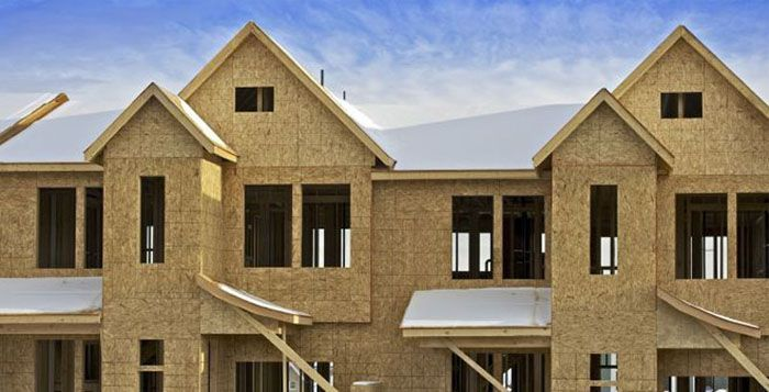 С использованием СИП-панелей строятся многоквартирные дома малой этажности и административно-бытовые здания