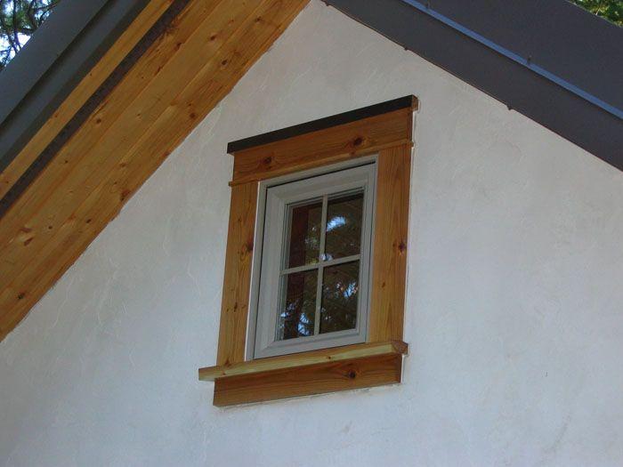 «Слуховое» окно – это тоже элемент декорирования фасада здания