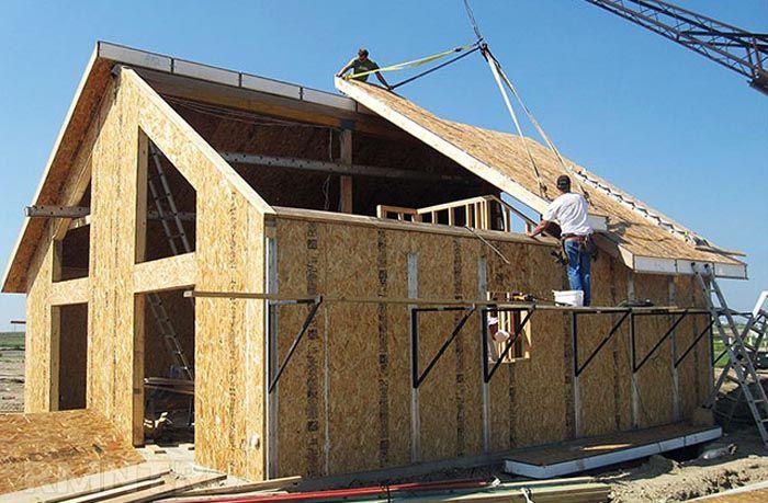 Разные технологии возведения предполагают использование различной строительной техники, определяющей в конечном счете затраты, связанные по этой статье расходов