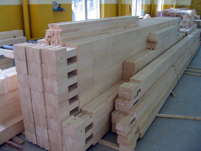 Использование готовых домокомплектов значительно сокращает сроки выполнения строительно-монтажных работ