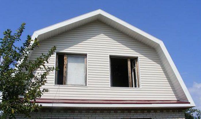 Пятиугольная форма широко используется в современном индивидуальном строительстве жилья