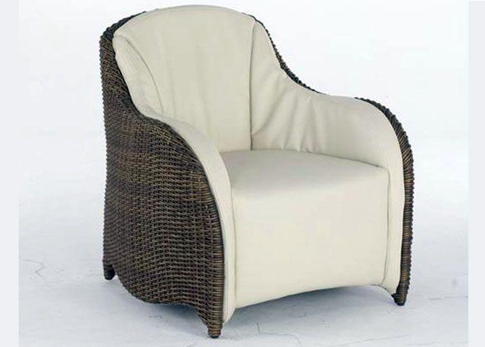 Кресла удобны и прочны, в зависимости от каркаса и плетения они могут выдерживать до 200 кг