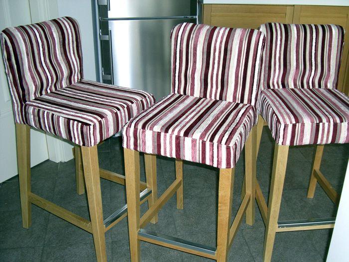 Если стулья выглядят не новыми, то опять же, стоимость чехла намного меньше, чем цена новой мебели, поэтому любой старенький стульчик легко задекорировать новым красивым чехлом