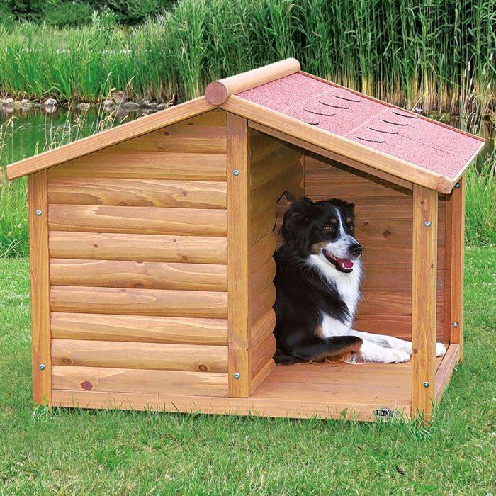 Неважно,будка для маленькой собакиили огромного волкодава — это должно быть полноценное жильё
