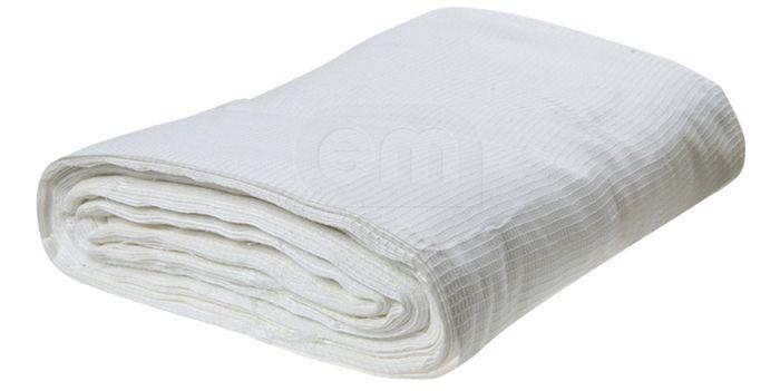 Синтетические тряпочки можно не брать, а вот льняные или вафельные полотенчики легко ототрут клей