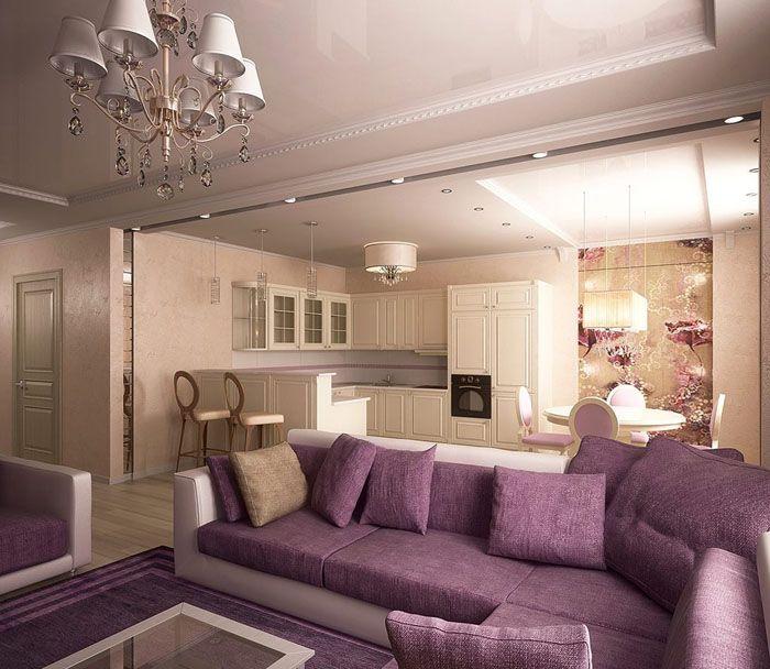 Под надзором фиолетовых стен в гостиной ведутся необычные философские разговоры, разгадываются тайны истории, и заключаются самые необычные пари