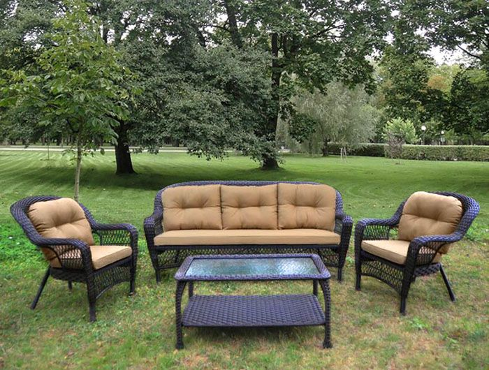 Вот ещё интересный комплект мебели LV216 BROWN_PREVIEW