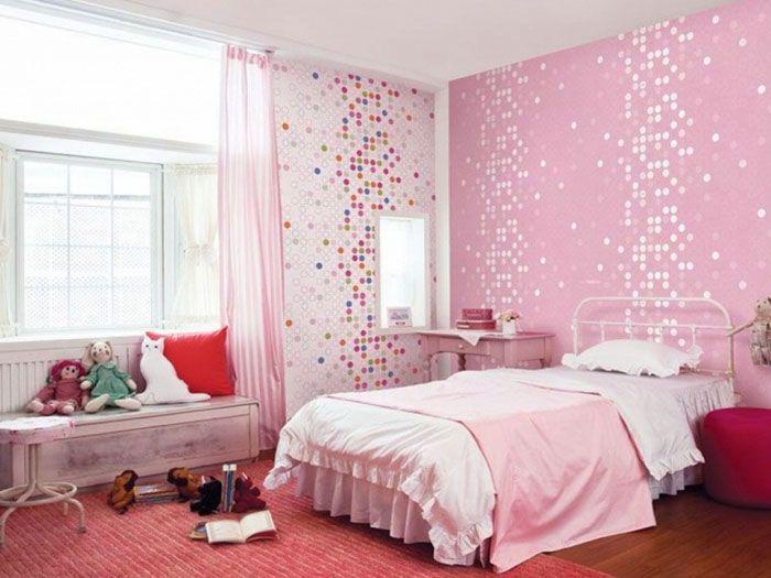 Даже в спальне нужно проявить оригинальность. Такое решение оказывается совсем лёгким с обоями-негативами