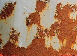 Как удалить ржавчину с металлической поверхности