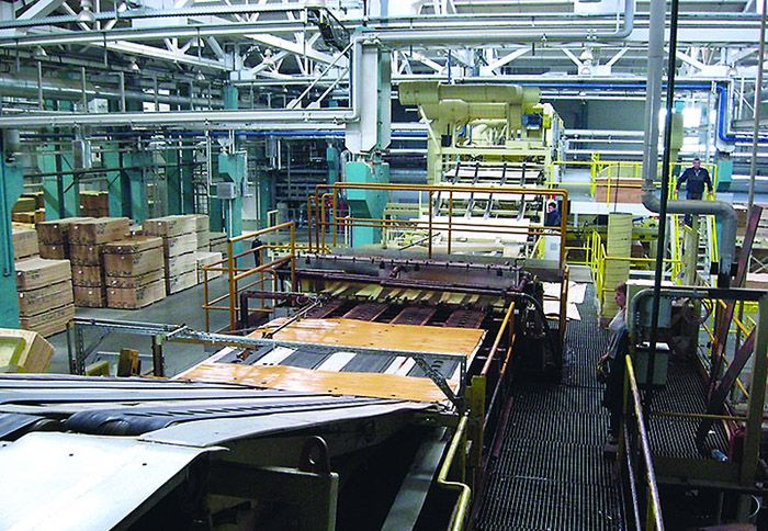 Производство LVL-бруса – это достаточно сложный технологический процесс