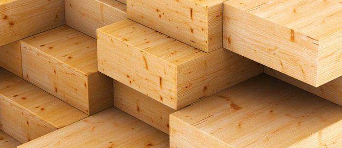 LVL-брус бывает просто незаменим при изготовлении сложных строительных конструкций оригинальной формы