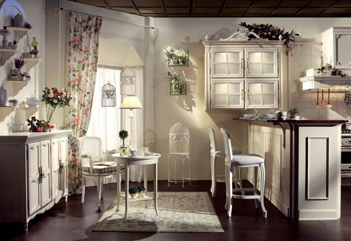 Мелочи всюду, мелочи рядом: с декором кухня превращается не просто в рабочее, но в очень уютное местечко