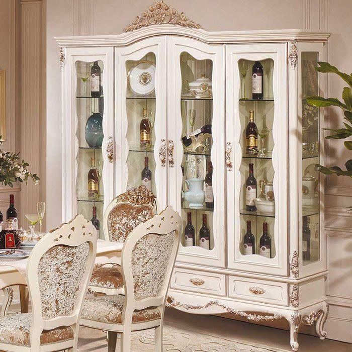 Шкаф для хранения алкогольных напитков выглядит несколько претенциозно