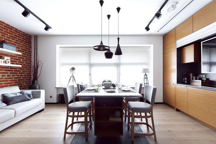 Редко, когда используется только один осветительный прибор, зачастую рядом располагают несколько ламп