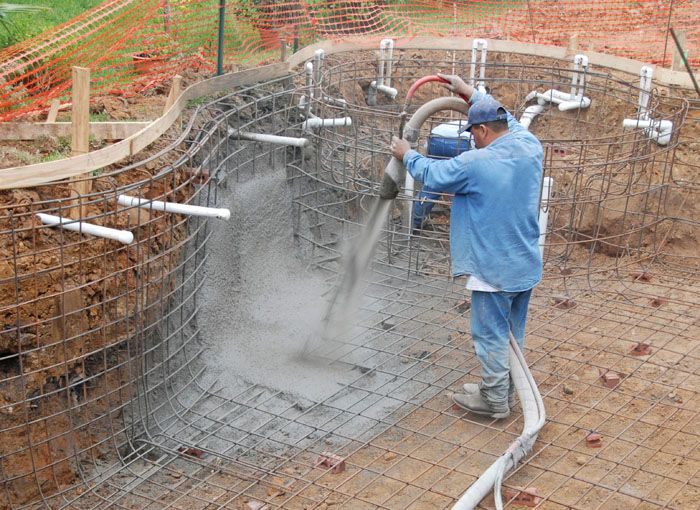 Приготовление фибробетона бетон 65 ру
