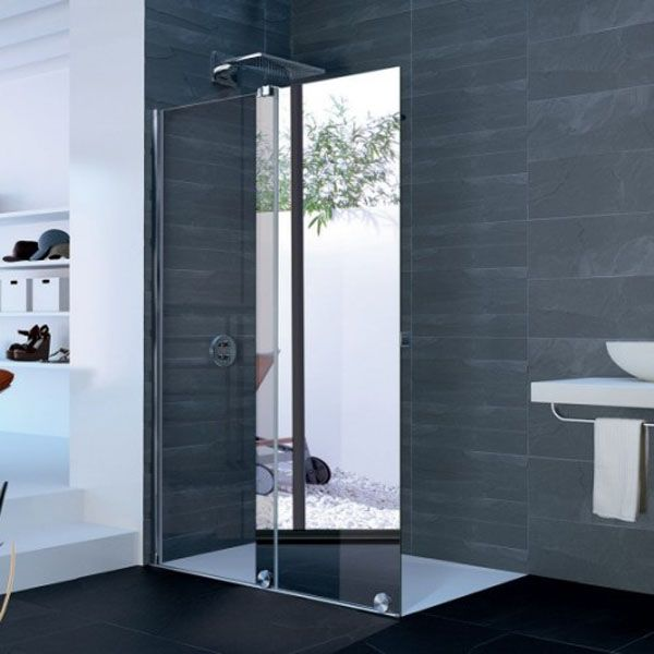 «Huppe Xtensa Pure 110 XT0102.069.321» в интерьере ванной комнаты