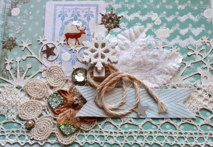 Элементы для декора покупаются по отдельности или по возможности изготавливаются самостоятельно