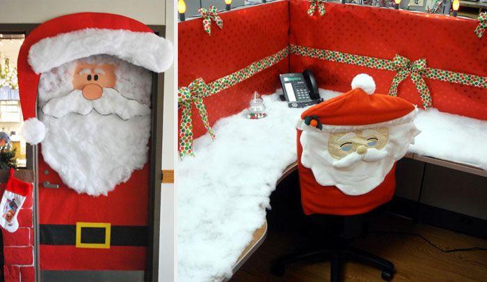 Пример того, как украсить кабинет на работеи долгое время ходить с улыбкой на лице