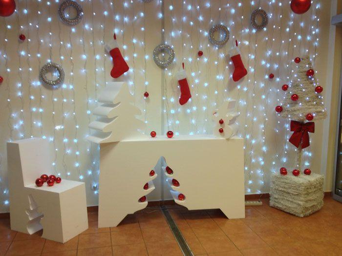 Под Новый год можно заказать подходящую дизайнерскую мебель, которая будет декоративным центром