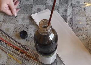 novogodnie-shary-svoimi-rukami-14-300x216 Новогодние шары своими руками: идеи, способы, декор