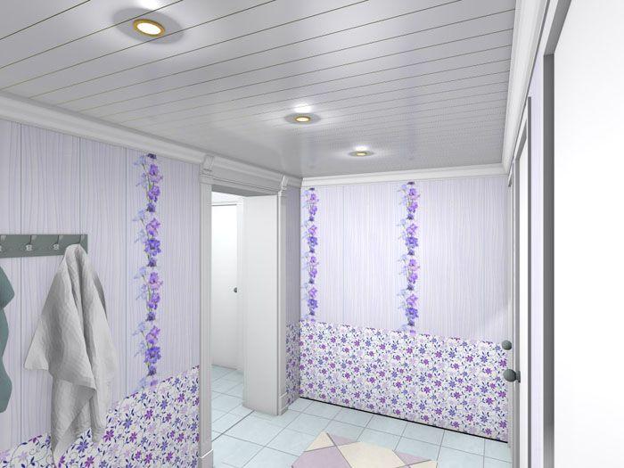 Ванная тоже накладывает отпечаток на панели: известковый налет оставляет неприглядные разводы