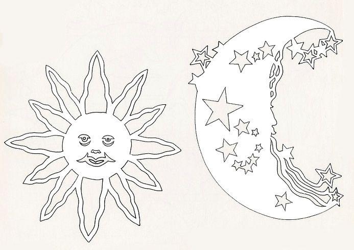Солнышко тоже найдёт своё место в окошке