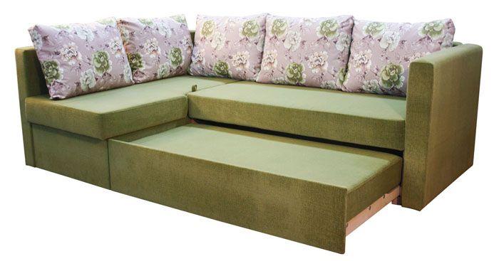 Усилий много не требуется, поэтому такую мебель можно использовать ежедневно в качестве спального места