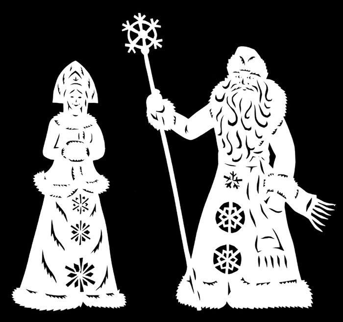 Классика вечна, и без Деда Мороза и Снегурочки праздник не тот