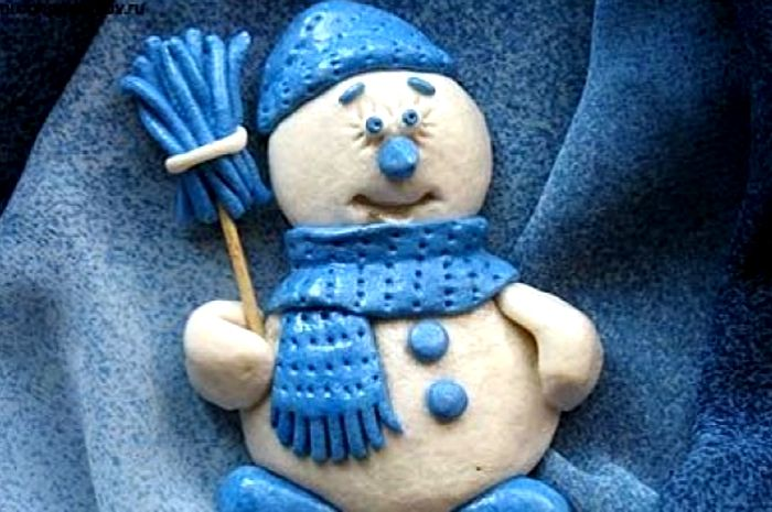 Снеговички – любимая детская тема