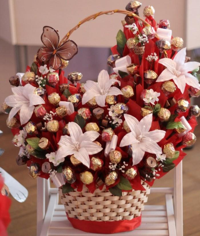 Выбирают одинаковые конфеты или подбирают разные: в каждом случае роль играет количество сладостей