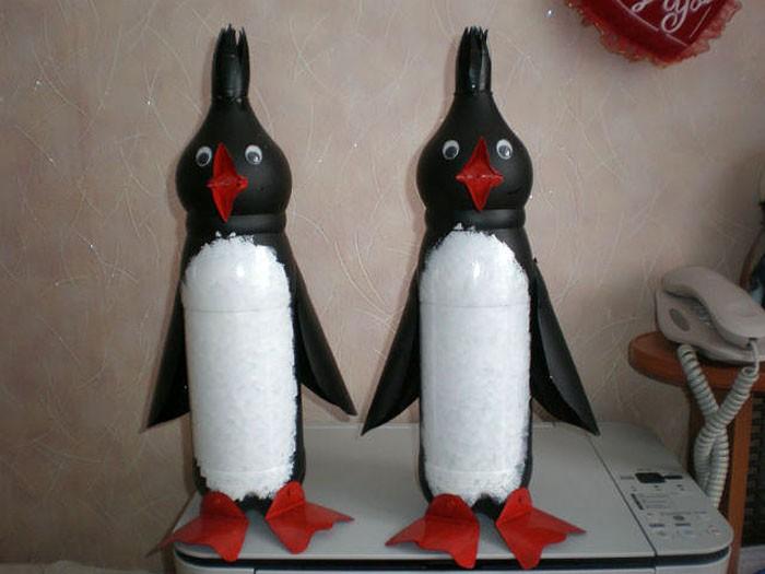 Пингвина можно получить и другим способом