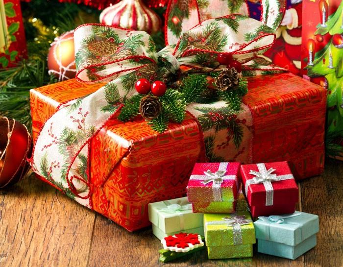 Коробки своими руками на Новый год