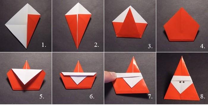 Треугольная форма смотрится креативно