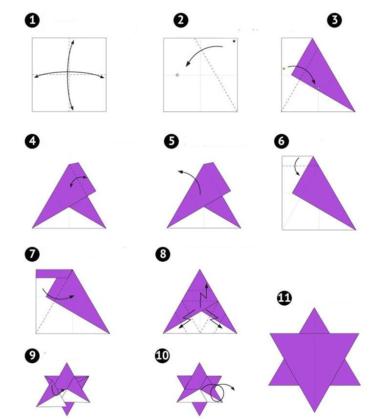 Шестиконечные звёзды даже больше подходят под рождественский символ