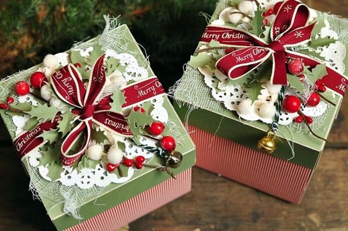 Новогодняя тематика предполагает использование определённого «зимнего» декора