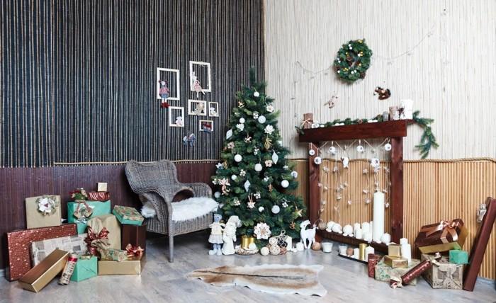 Для светлых гостиных ориентируются на неброские украшения, соответствующие по цветовой гамме
