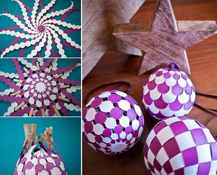 Яркий красочный двуцветный шар складывать ну очень интересно, и не совсем легко