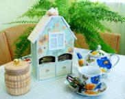 Как сделать чайный домик своими руками