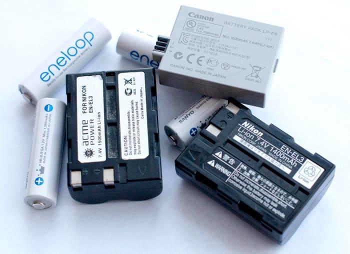 Литий-ионные батареи могут быть любой формы, не обязательно цилиндрической