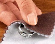 Чистка серебра в домашних условиях