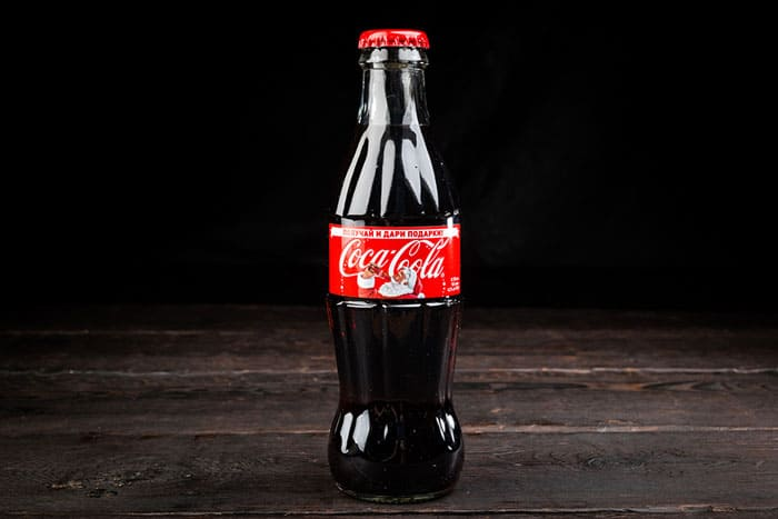Кока-кола тоже стала пользоваться спросом не только в пищевых целях