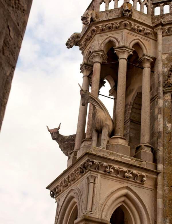 Ранняя готика на примере собора в Лане