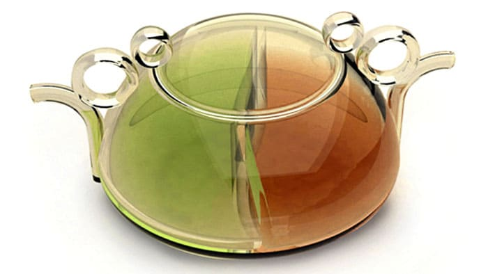 Чайник на один напиток, это так скучно! Сегодня продаются чайники сразу на два напитка