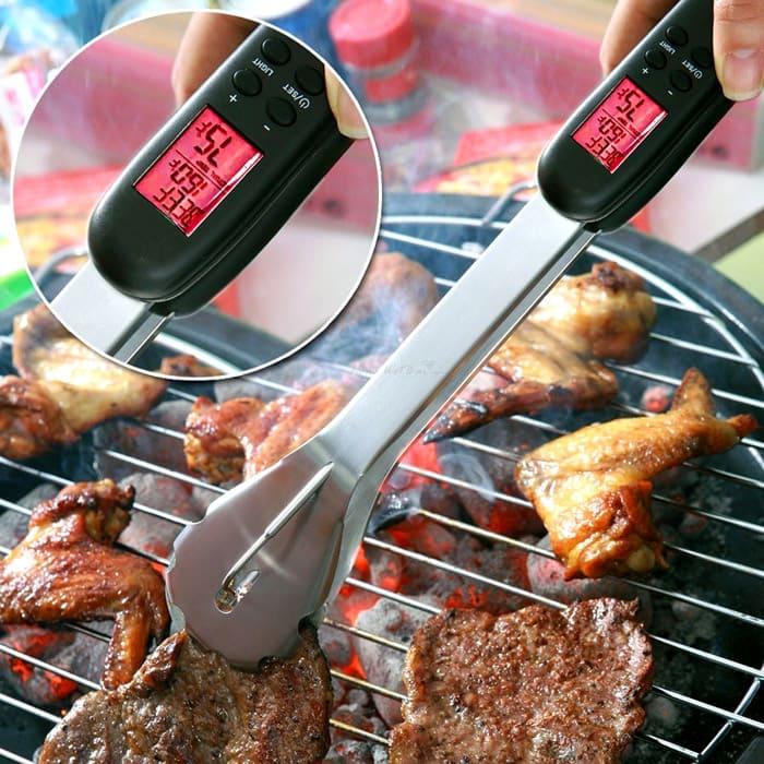 Вроде бы, что трудного — определить на глаз готовность пищи, но когда температура определяется идеально точно, то экономится время, силы и уходят прочь все сомнения