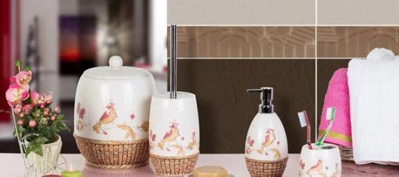 Интересные аксессуары для ванной комнаты