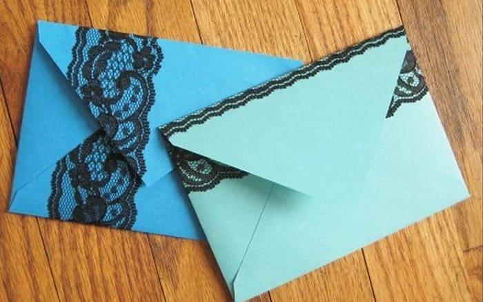 Для, как закрыть открытку конверт