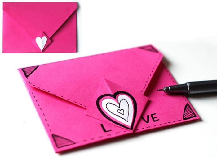 kak-sdelat-konvert-iz-lista-a4-24 Как сделать конверт из бумаги А4 своими руками для письма