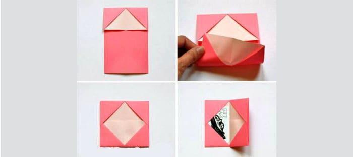kak-sdelat-konvert-iz-lista-a4-5 Как сделать конверт из бумаги А4 своими руками для письма