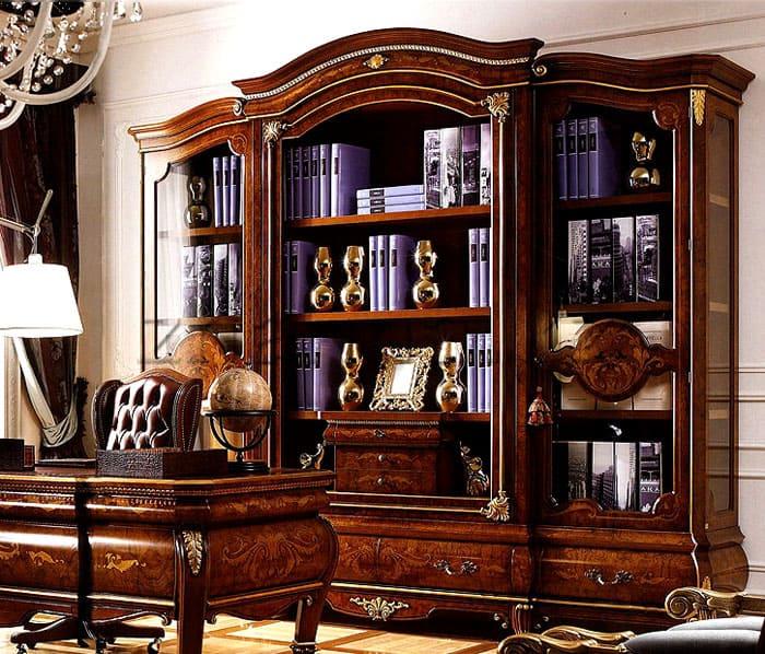 Чем известнее бренд, тем выше цена. Поиски нужной библиотеки могут длиться очень долго, но спешить не стоит — книгохранилище обоснуется в Вашем доме надолго